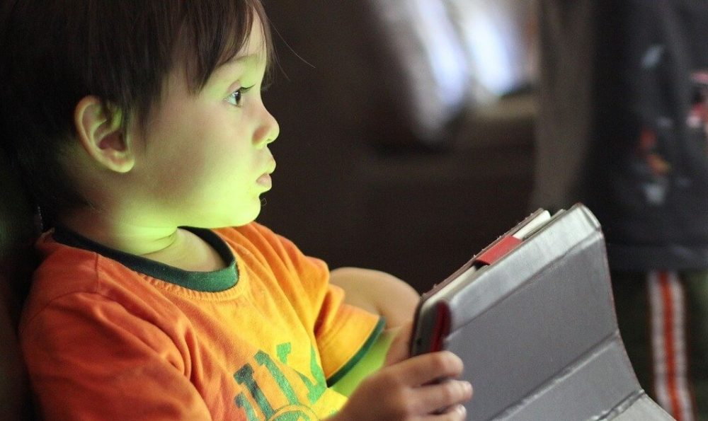 What Does Blue Light Do To Children?